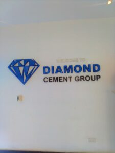 DIAMOND CEMENT GROUP HOUSE